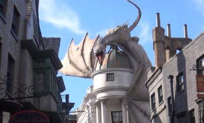 Universal's Islands of Adventure™ In Universal Studios see Harry Potter